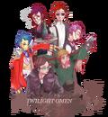 Twilight Omen SECRET DVD