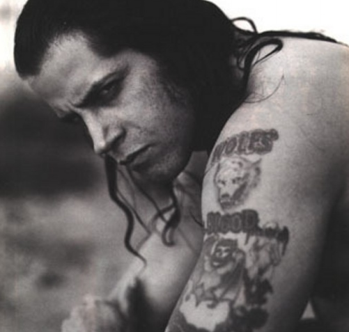 Open Love Letter To Glenn Danzig Lyrics