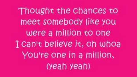 Hannah Montana- One In a Million with lyrics