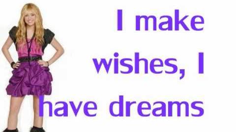 Miley Cyrus- Ordinary Girl (Hannah Montana Forever) Lyrics