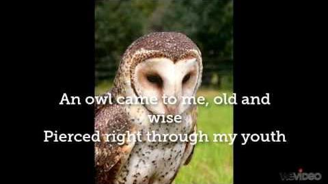 Nightwish - The Crow, The Owl And The Dove Lyrics