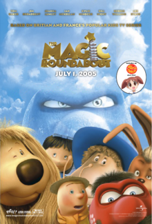 The Magic Roundabout (2005) US Poster
