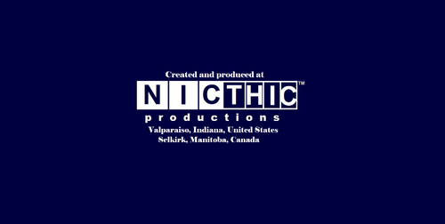 NicThic Productions In Credit Logo Banjo the Woodpile Cat