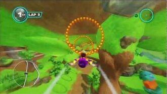 Sonic & All Stars Racing Transformed- Dream Valley -1080 HD-