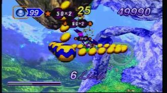 NiGHTS into Dreams... - Spring Valley 993,440 pts (WR)