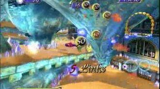 NiGHTS Journey of Dreams -Crystal Castle- 213360score