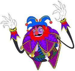 Donbalon the Clown