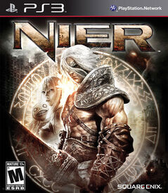 Nier ps 3 cover art