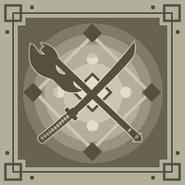Inorganic Blade