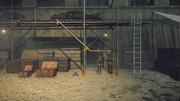 Resistance Camp Storage