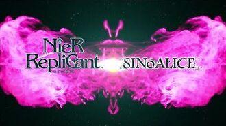 『SINoALICE(シノアリス)』×『NieR Replicant(ニーア レプリカント)』コラボ開催記念PV