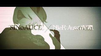 『SINoALICE(シノアリス)』×『NieR Automata』コラボ開催記念PV