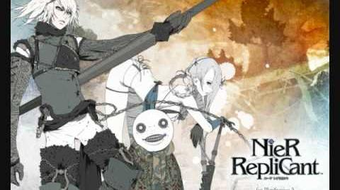 NIER ost - Ashes Of Dreams (English Vocal Ver.)