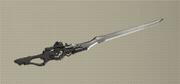 Type 40 sword