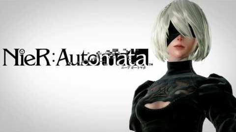NieR Automata 美シキ歌