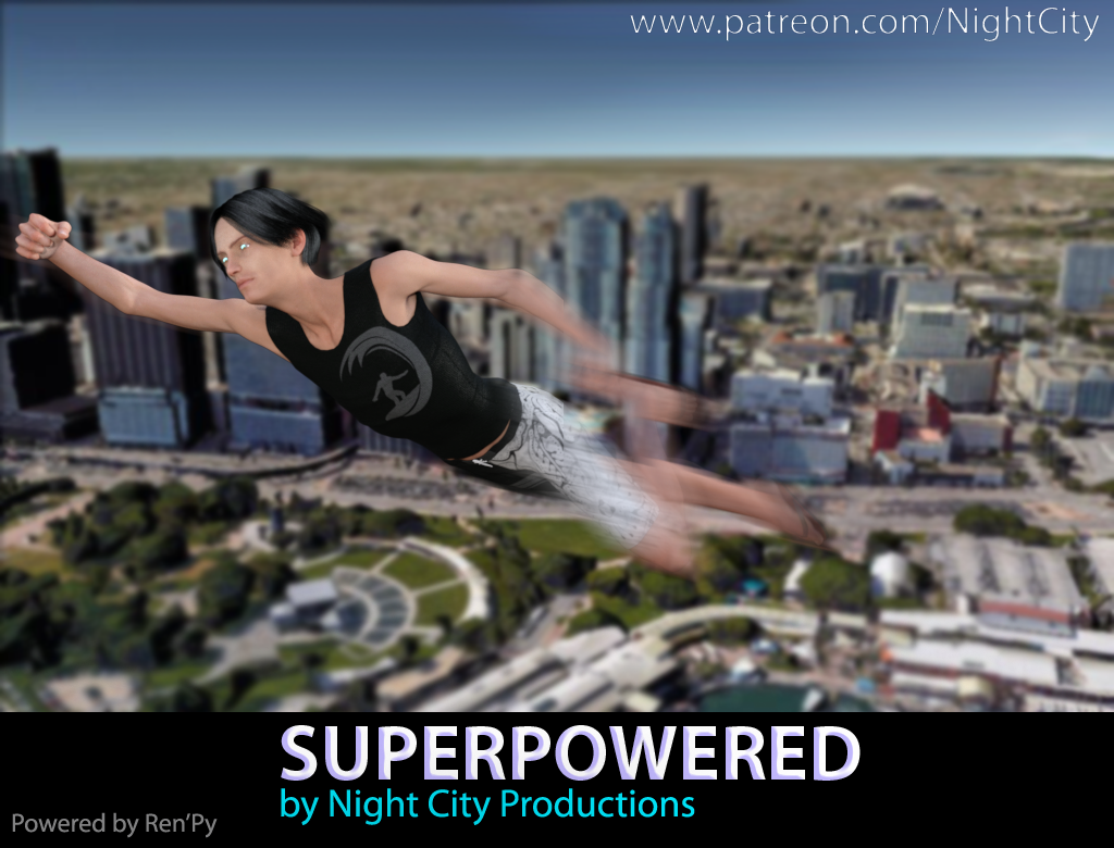 SuperPowered Main Page | Night City Productions Wikia