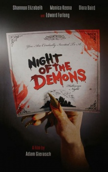 Nightofthedemons2009poster