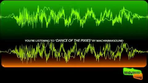 Dance of the Pixies (Royalty Free Music) CC-BY