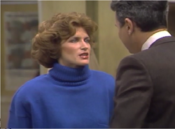 Night Court episode - Leslie Bevis as Sheila