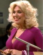 Jennifer Richards as Iris Keller