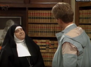 Ep 2x2 - harry talks with Mother Frances