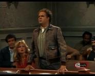 Night Court episode 2x14 - Charles Bouvier as Elmore Watkins