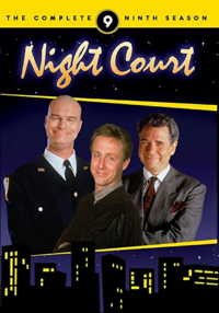 Night Court Season 9 DVD Cover