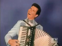Dan and his accordion