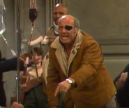 2x4 -Don Sherman as Man with eye patch