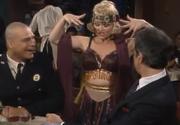 Phyllis dancing