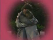 Ep 9x1 - Harry and Christine kiss