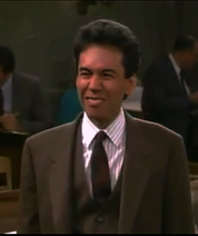 Gilbert Gottfried as Oscar Brown