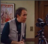 7x8 - Paul Keith as Nick the director