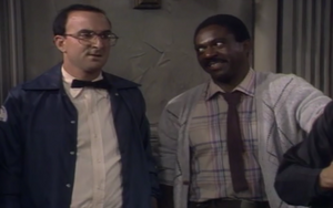 Night Court episode = 3x2 - Mac and the Paramedic