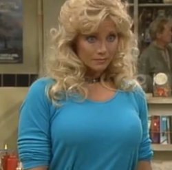 Angela Aames as Angela