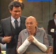 2x4 - Gary Allen as Mr. Runyon