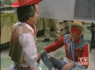 5x7 - Vince meets the Red Ranger