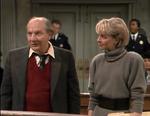 Night Court episode 2x6 - Billie presents Mr. Hubbell's case