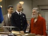 Santa Goes Downtown