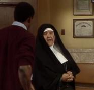 Ep 2x2 - Lu Leonard as Mother Frances