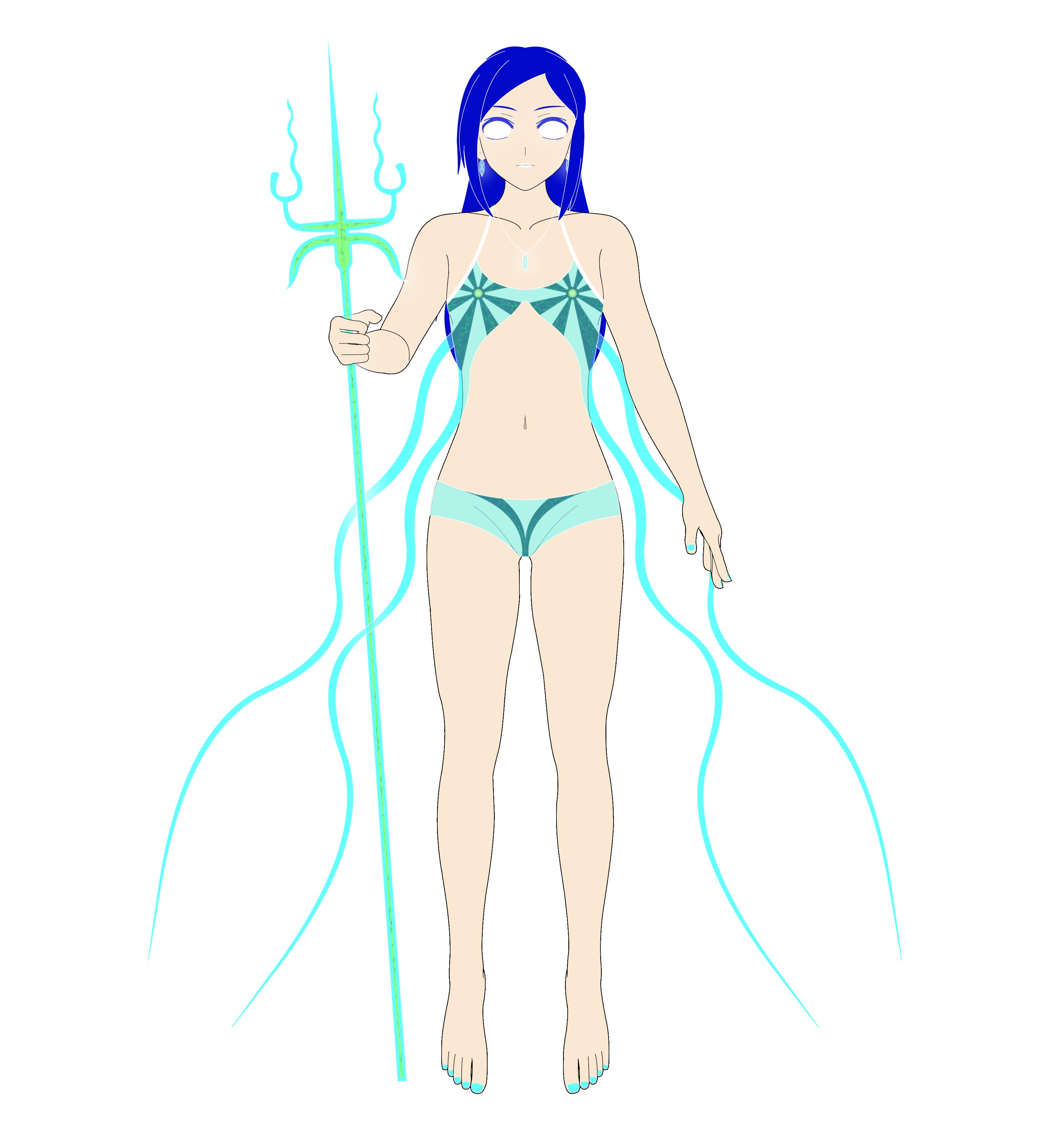 Ghost Siren Human