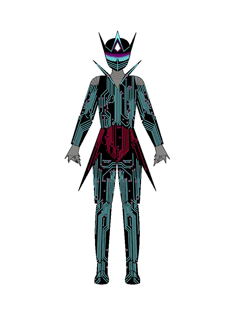 Linda suit