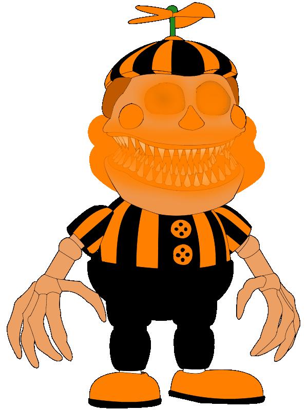 Jack-O-Balloon Boy