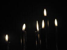 Black candles Speyer 2
