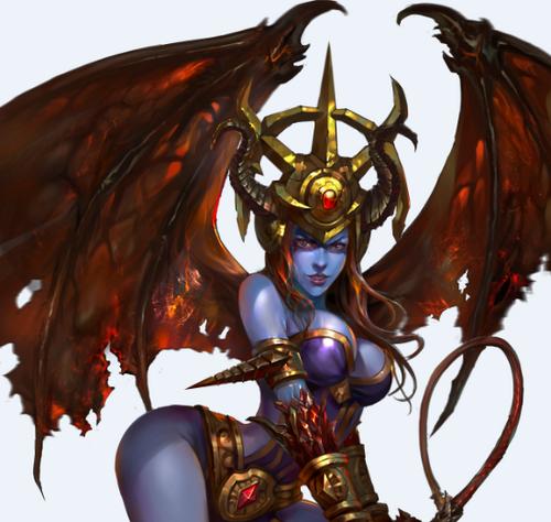 Nightfalls Witch