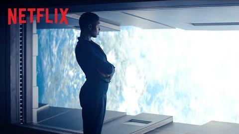 Nightflyers Premier extrait Netflix