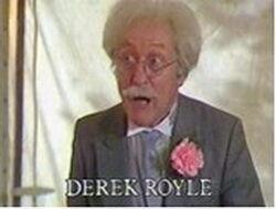 Ernest Leclerc Derek Royle