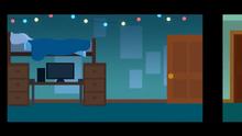 Gregg and Angus Bedroom