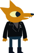 Gregg night in the woods by leozane-db2hdia