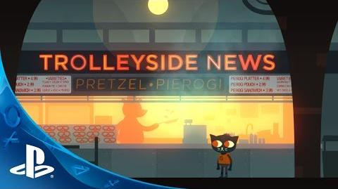 Night in the Woods Announce Trailer